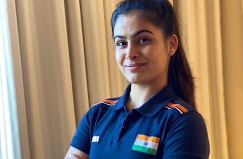 Olympian - Manu Bhaker