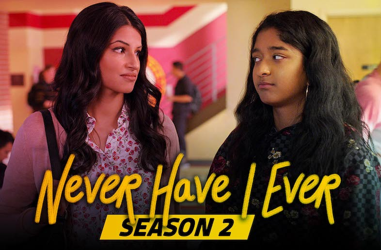 Never Have I Ever Season 2 Poster