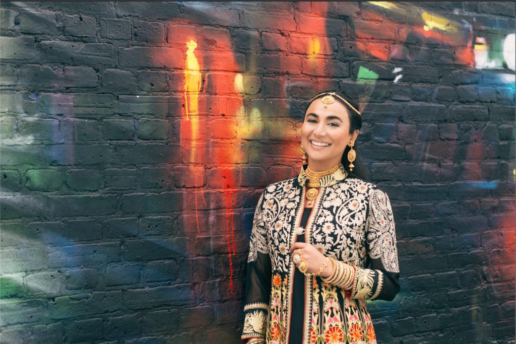 Manika Kaur is the Culture Bearer of Kirtan Music