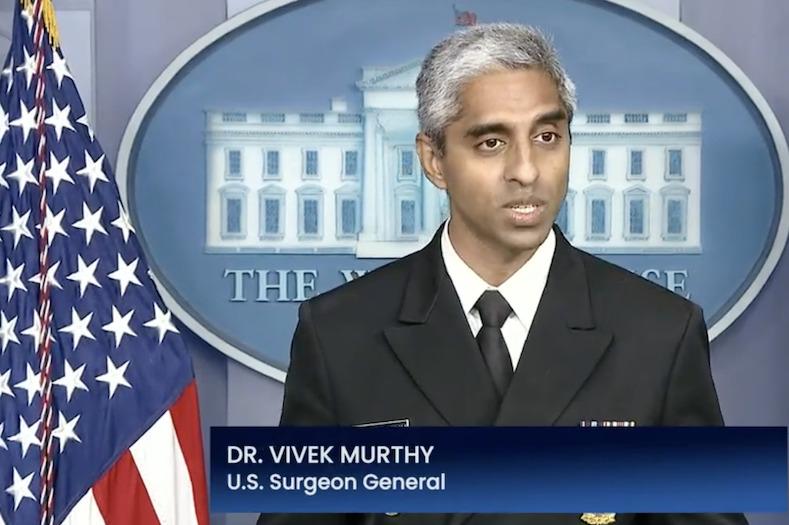 Why Is Surgeon General Dr. Vivek Murthy Worried?
