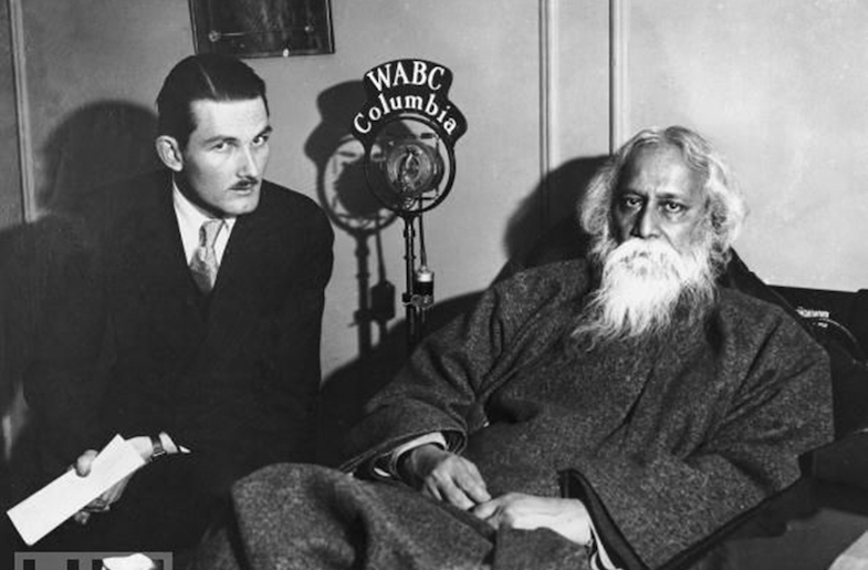 On Tagore's Trails in America