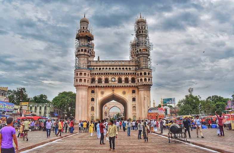 Charminar is a Keeper of Stories and Myths