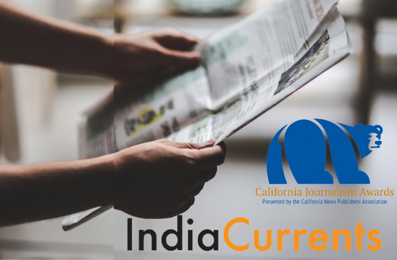 India Currents Wins 2020 California Journalism Awards for COVID-19 Reporting