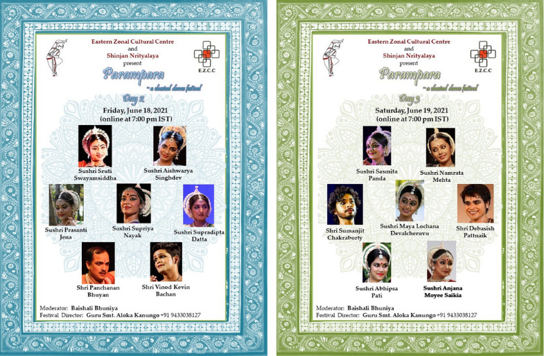 Parampara Festival: And the Flow Continues