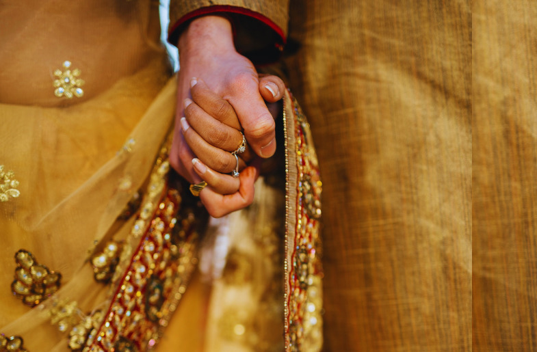 You Can Marry Anyone You Like, But Just Not A Muslim!
