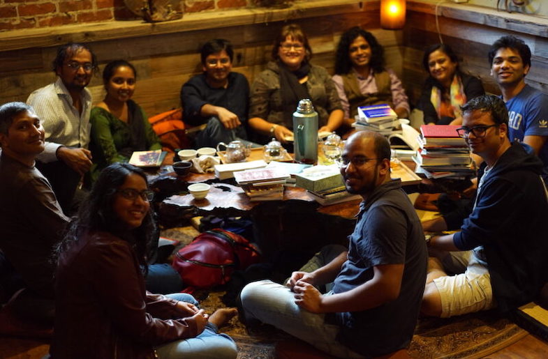 Poetry Builds Community: Irshad Event