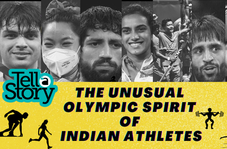 Has the Olympic Spirit of Indian Athletes Received Its Due?