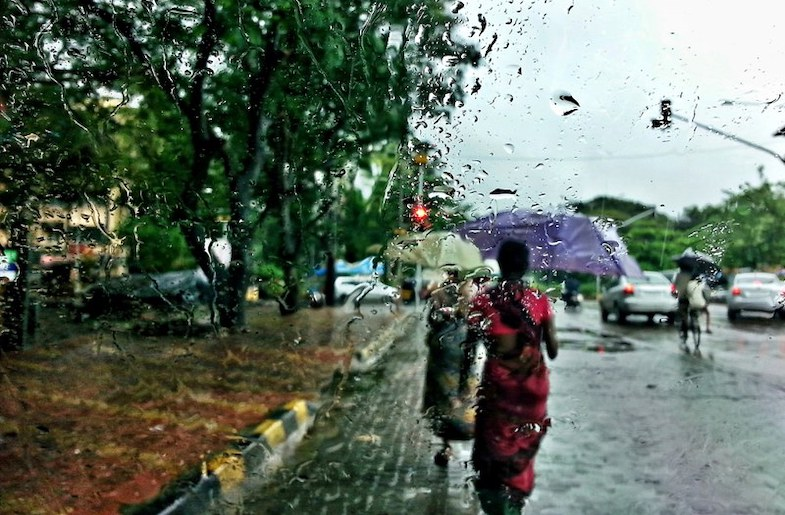 Once Upon a Mumbai Monsoon Musing