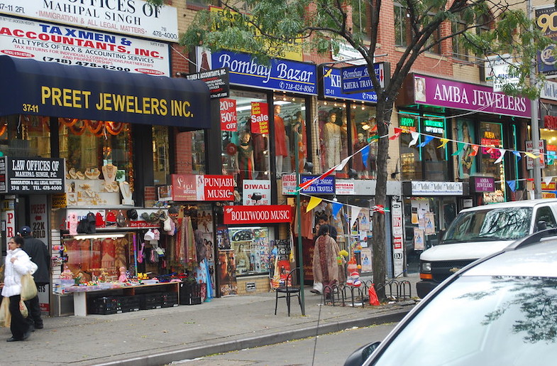 The Constant Overhaul of New York's Little India