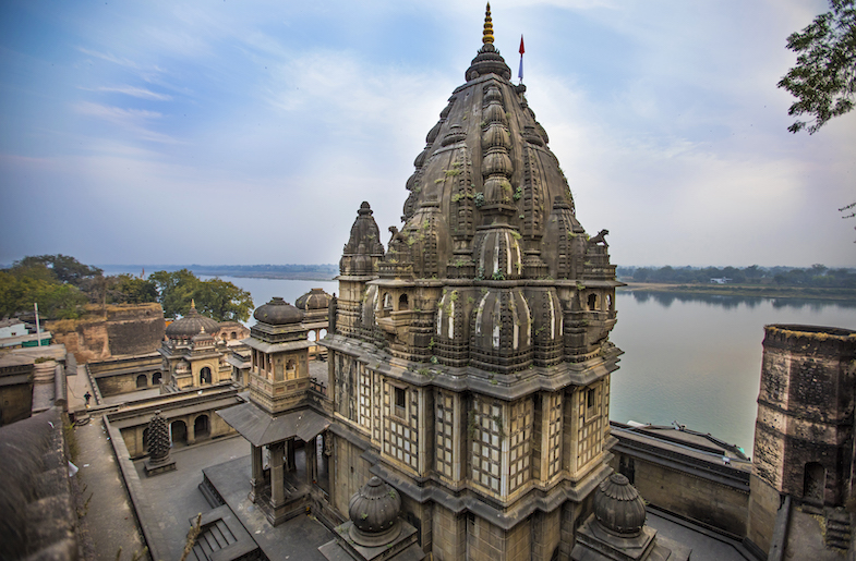 Maheshwar: Soaked in Architecture and Spirituality