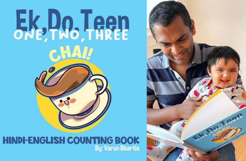 Ek Chai, Doh Samosay: Teach Hindi and Counting At Once