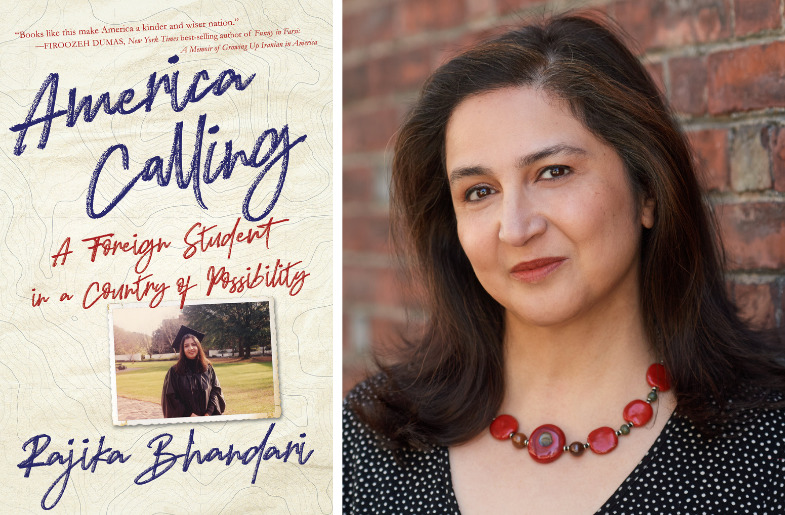 America Calling: A Ph.D.'s Memoir Champions a U.S. Education