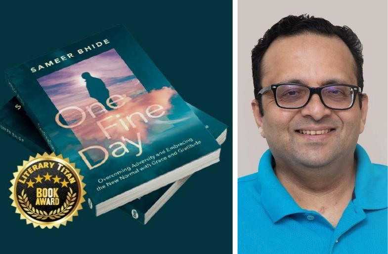 Rare Stroke Survivor Shares His Story of Resilience in His memoir 'One Fine Day'