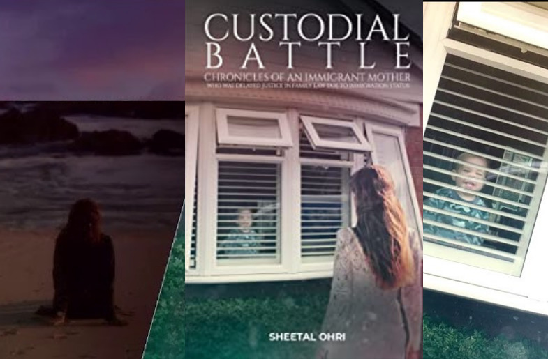 Sheetal Ohri's 'Custodial Battle' Is the Story of an Immigrant Mother Denied Justice