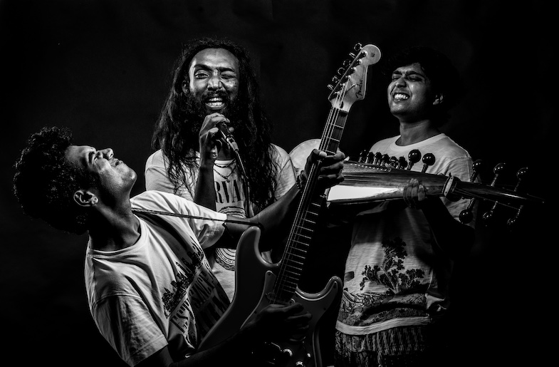 Kitanu's Use of Sarod, Guitar, & Drums Spawns a New Sound