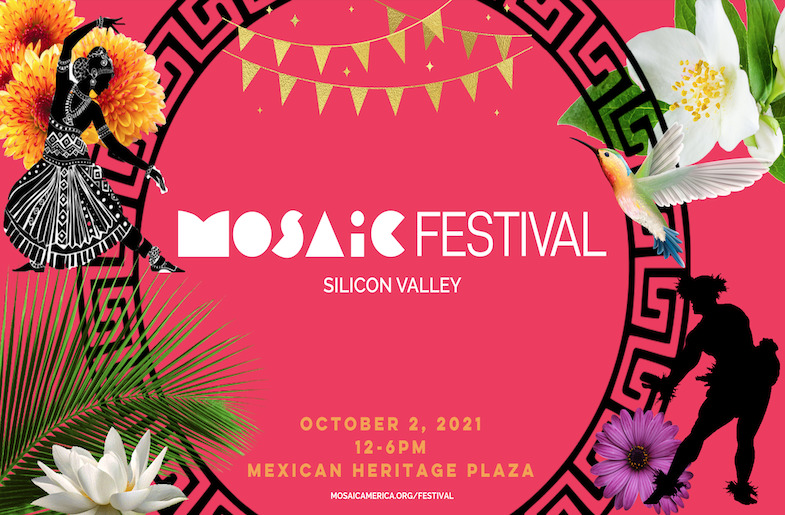 Over 25 Culturally Distinct Artists Perform in the Upcoming Mosaic Silicon Valley Festival