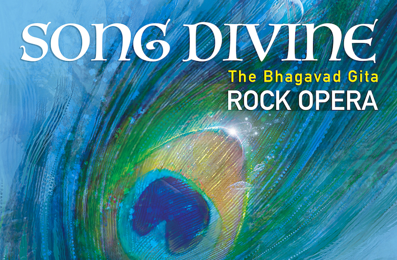 Song Divine: The Bhagavad Gita With a Twist