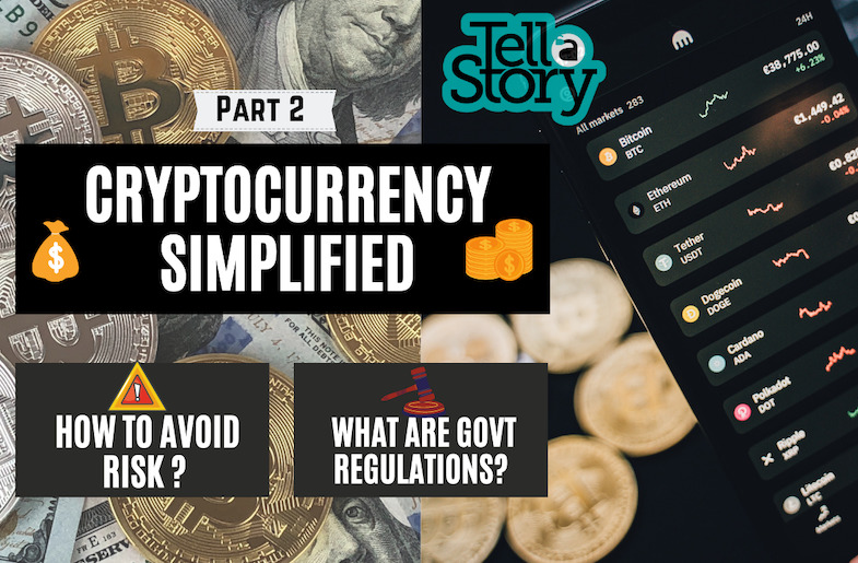 Cryptocurrency Boom: How to Avoid Risks & Government Violations