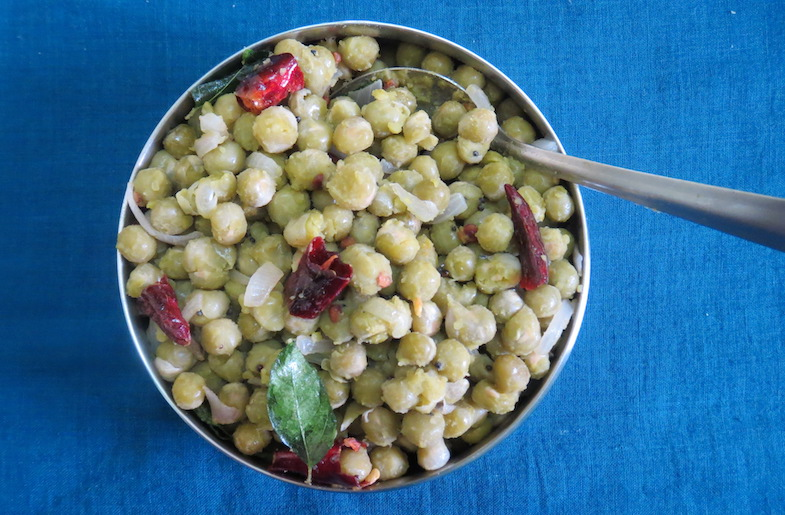 Sūndal: A Quick and Easy Recipe for Navrātri