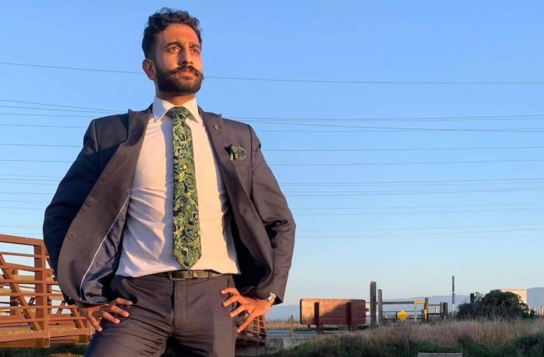Vignesh Swaminathan Reaches Bay Area Urban Planning Fanatics with his Viral Tik Tok Presence