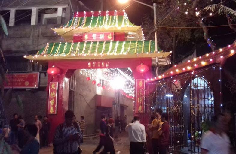 Kolkata's Chinese Kali MandirReminds Us to Have a Little Faith
